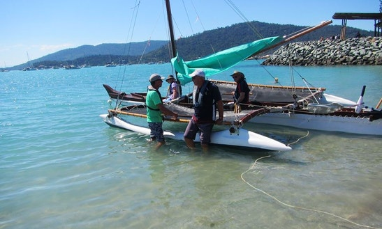 Beach Catamaran Trips In Airlie Beach, Australia