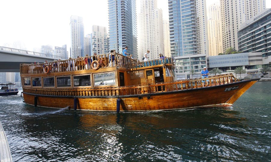 75' Al Kirsh Dhow Luxury Cruises in Dubai