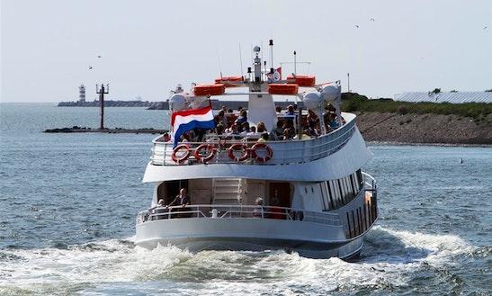 Harbor And Sea Cruises In Ijmuiden
