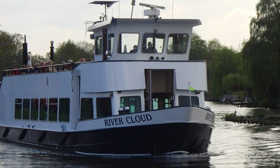 79' Canal Boat For Rent In Maarssen