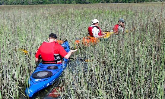 Kayak Rental In Jacksonville