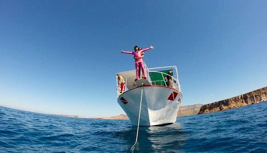 Passenger Boat Diving & Snorkel Trips In San Diego, California