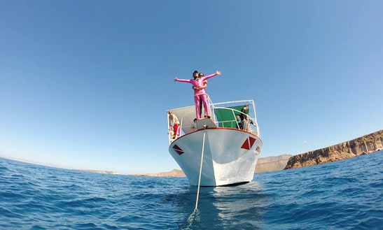 Passenger Boat Diving & Snorkel Trips In San Diego, California