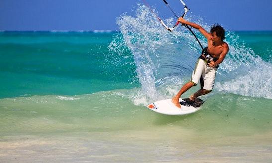Kite Surfing Courses In Denia, Spain