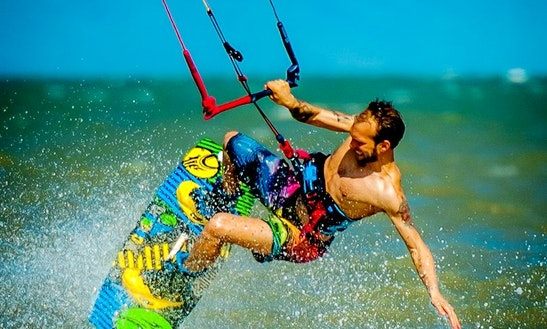 Kitesurfing Lessons In Townsville City, Australia