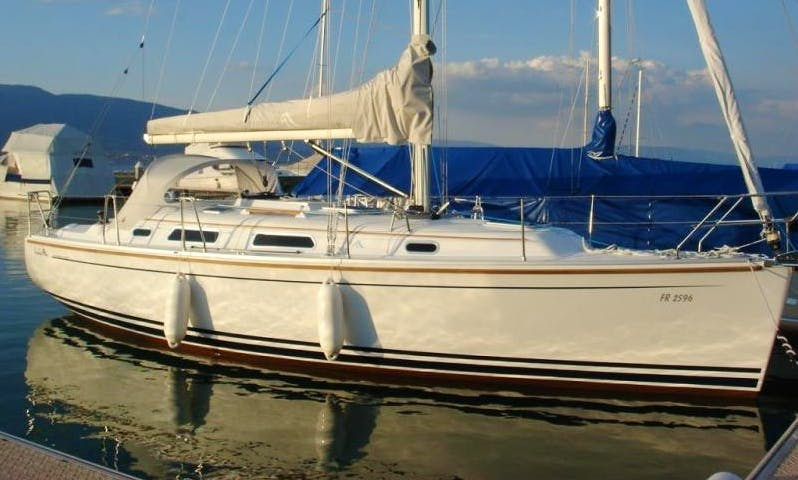 Hanse 342 Sailing Monohull Charter & Trips in Andalucía, Spain