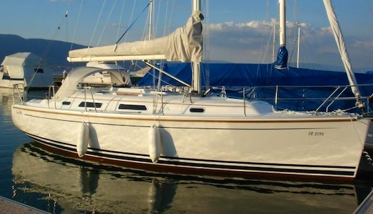 Hanse 342 Sailing Monohull Charter & Trips In Andalucía, Spain