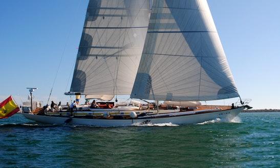 Swan 77 Sailing Monohull Charter & Trips In Almuñécar
