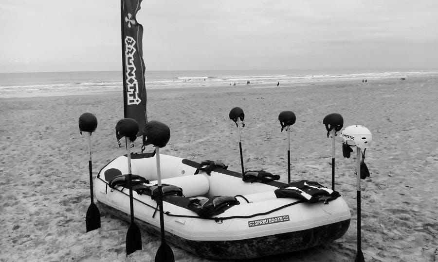 Coast Rafting In Katwijk