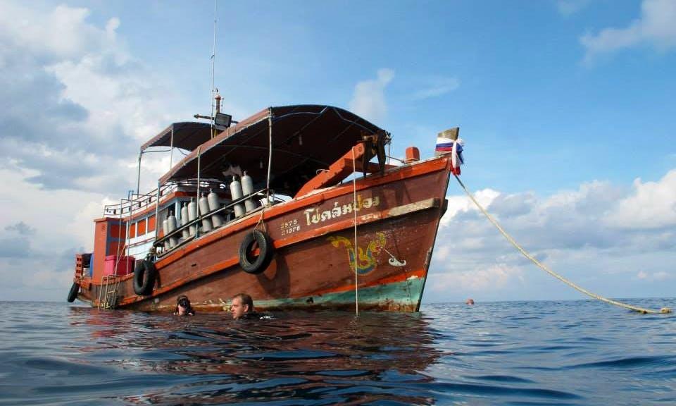 Passenger Boat Charters in Tambon Ko Tao