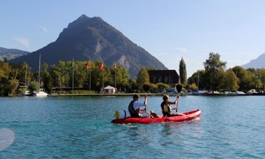 Kayaking Rental In Unterseen