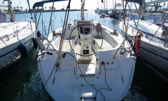 Bavaria 36 Sailing Yacht Charter In Murcia, Spain