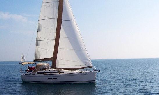 Charter The Dufour 375 Sailing Yacht In Tortola, British Virgin Islands