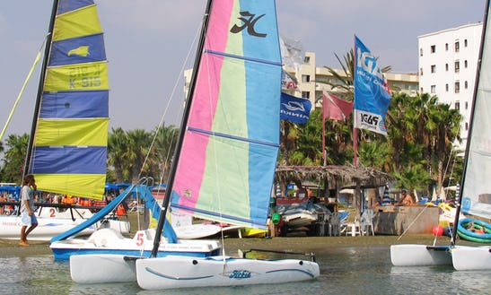 Beach Catamaran Rental