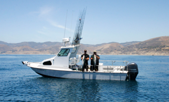 Fishing Charter In Santa Barbara