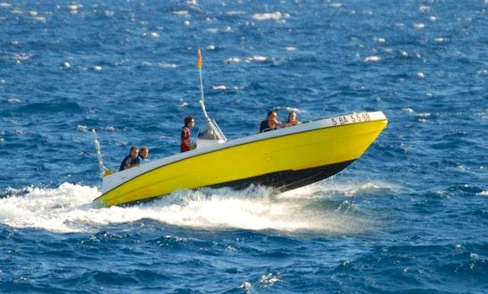 'tramuntana' Boat Diving Trips & Snorkeling In L'escala