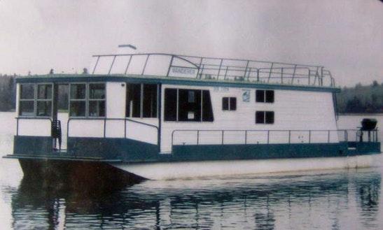 52' Houseboat