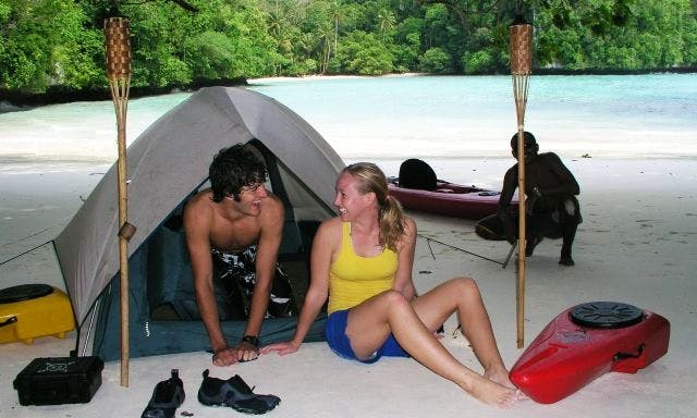 Kayaking Expeditions in Koror, Palau