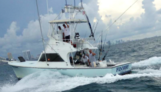 39' Sport Fisherman