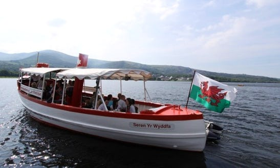 Boat Trips On Lake Padarn