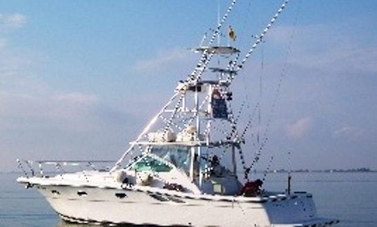 Fishing Boat Trips In Salou