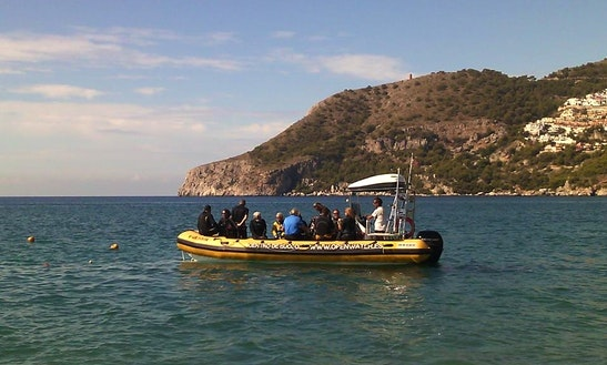 Diving Trips In La Herradura, Spain