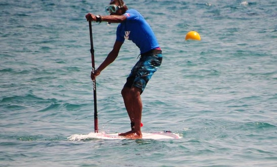 Fanatic Fly 10'6 Paddleboards For Rent In Larnaka, Cyprus