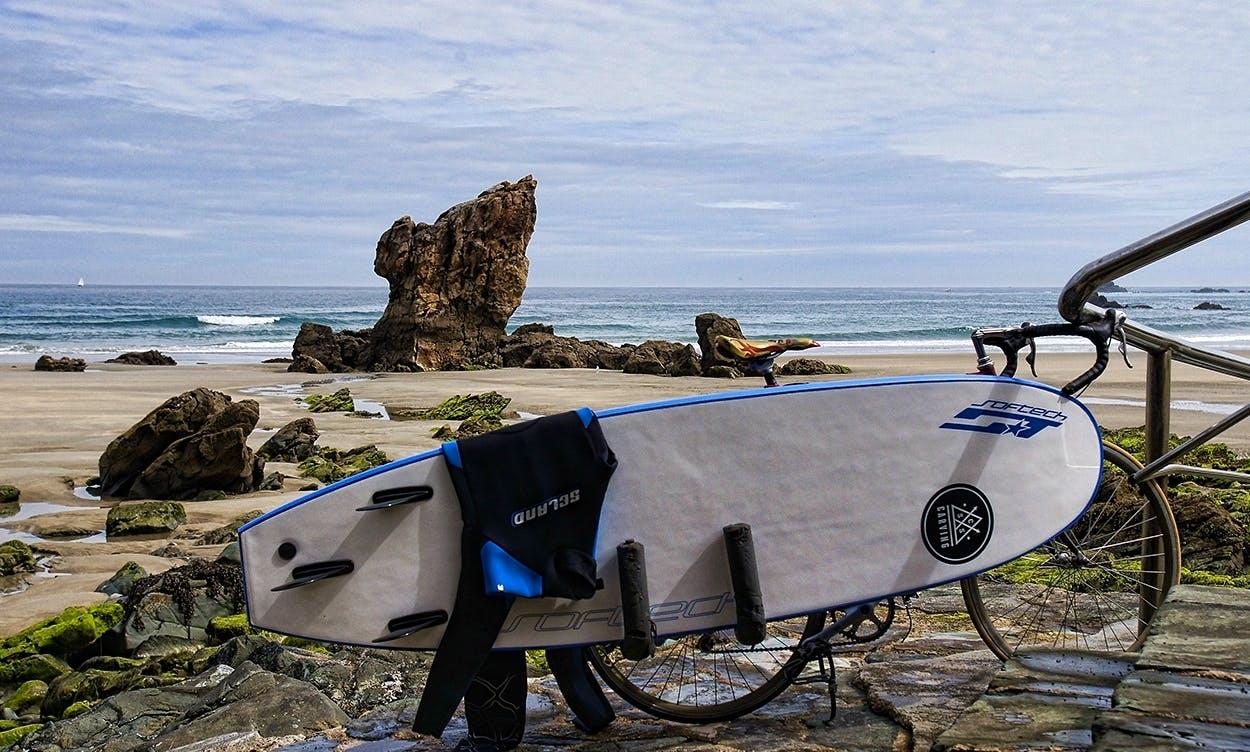 Paddleboard Rental in Muros de Nalón - Playa de Aguilar