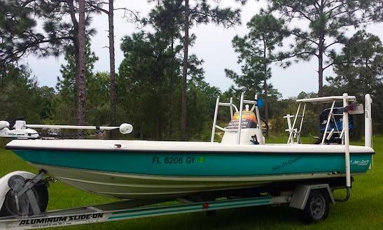 Inshore/backwater Fishing Charter On Hernando