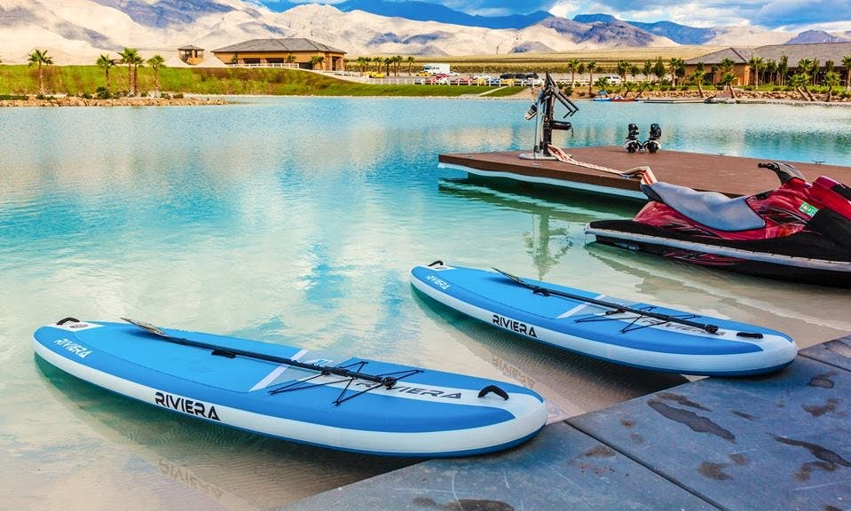 Stand Up Paddleboard Rental with Mini Lesson In Newport Beach