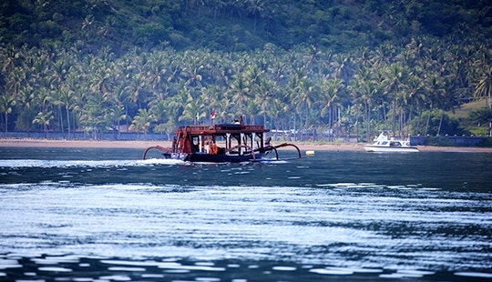 Wooden Boat Tour In Mataram