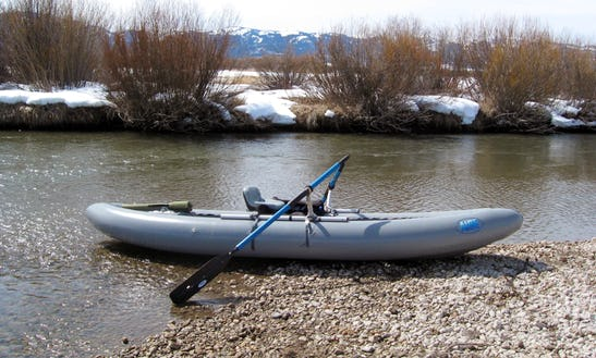 Soar & Aire Traveler Rowing Raft Rental In Anchorage