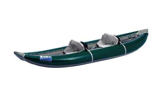 Aire Super Lynx Kayak Rental In Anchorage