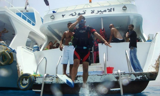 Passenger Boat Diving Trips In South Sinai Governorate, Egypt