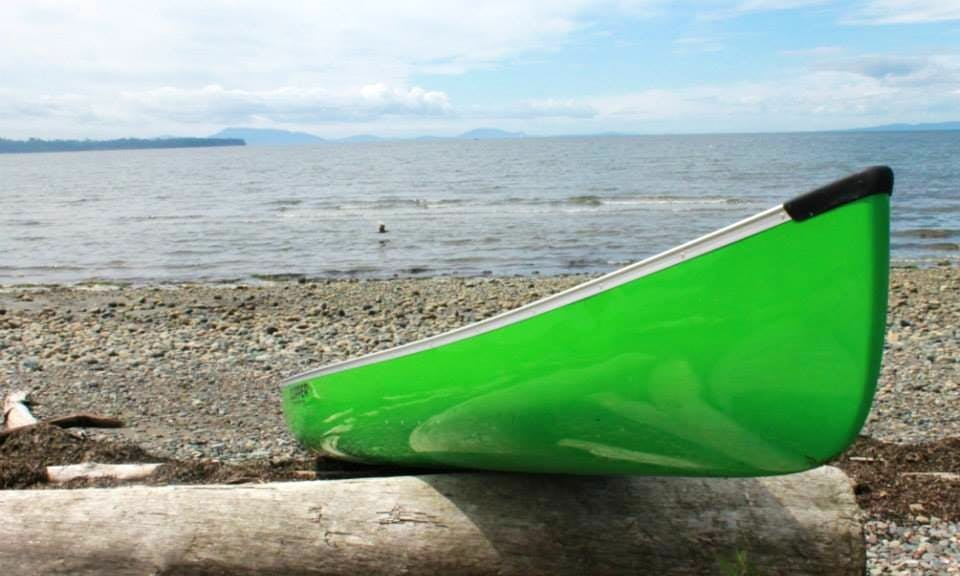 Canoe Lessons And Tours In White Rock