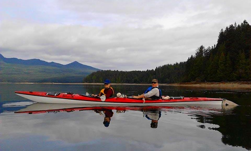 Kayak Rental & Tours in Skeena-Queen Charlotte F, Canada