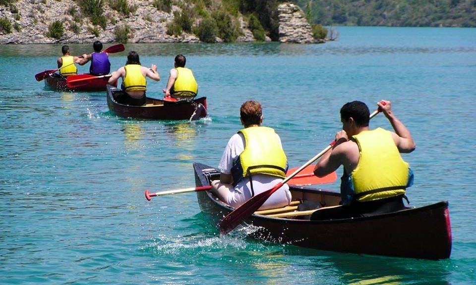 Canoe Tours In Aínsa