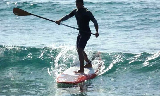 Paddleboard Rental In Cardedu, Italy