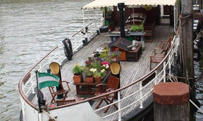 Boat Apartment In Rotterdam