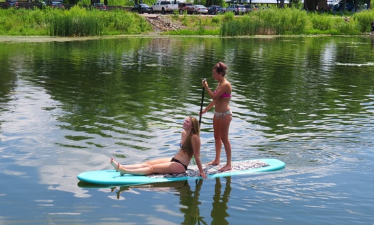 Stand Up Paddleboard Rental In Lindstrom