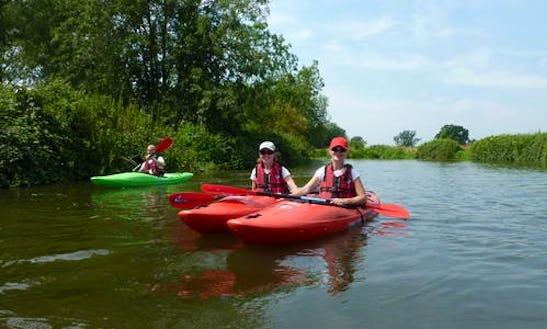 Kayak Rental In Medemblik