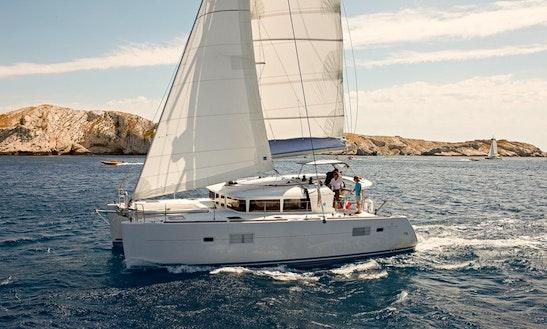 Lagoon 400 S2 Charter In Vibo Valentia
