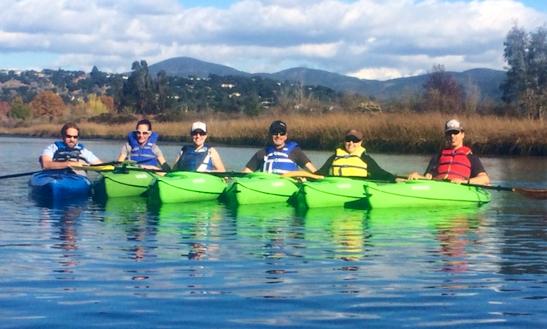 Kayak Rental & Tours In Napa, California