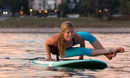 Paddleboard Rental & Lessons in Vancouver, Canada