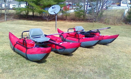Fishing Kayak Rental In Tahsis