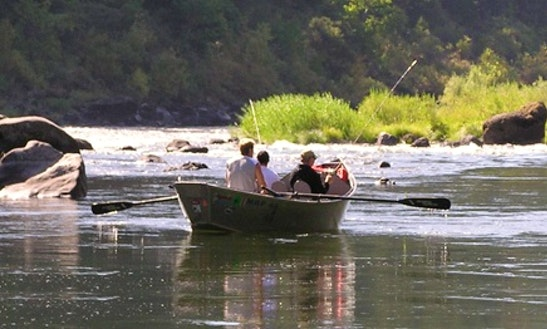 Drift Boat Day Fly Fishing Trips In The Rogue River