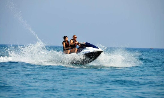 Yamaha Waverunner Jet Ski Rental In Cyprus