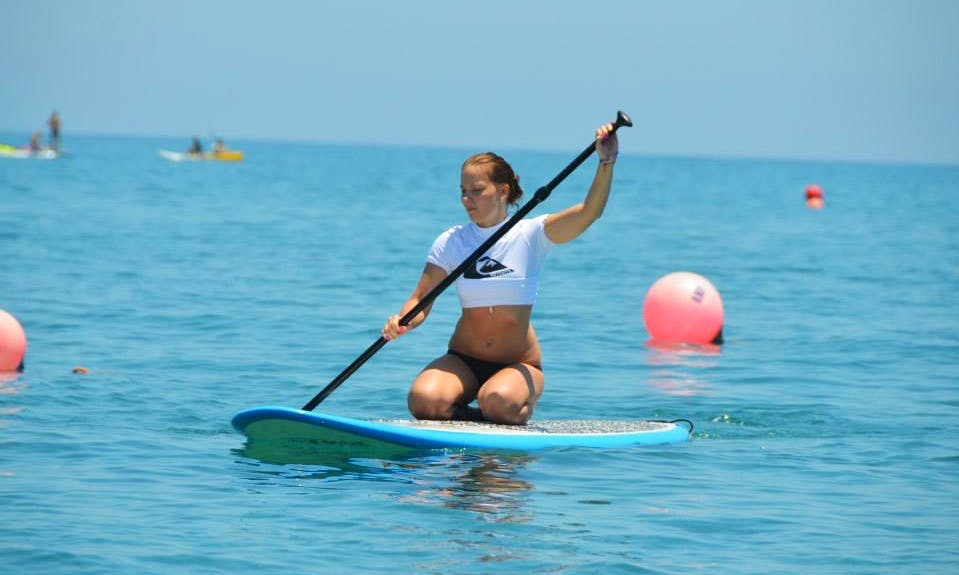 Stand Up Paddleboard Rental & Lessons in Cyprus