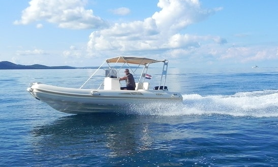 Bsc 53 Rib Rental In Zadar