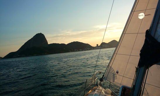 Enjoy Sailing In Rio De Janeiro, Brazil